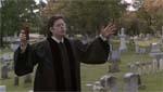 Stephen King i en lille rolle som præst.
