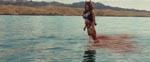 Når man paraglider over piratfiskinficerede vande, gør man klogt i at holde pusselankerne over vandet