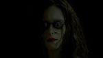Den uhyggelige pige, der blev født i prologen - man ser aldrig hendes øjne, hvilket faktisk virker ganske godt