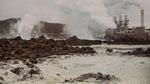Det postapokalyptiske landskab AKA noget der formentlig er optaget i Island