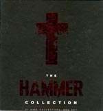 The Hammer Collection der bl.a. indeholder Rasputin: The Mad Monk