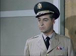 Den svedige og evigt råbende General Mark Grayson (Carl Ottosen)