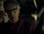 David Cronenberg som en nævenyttig præst.