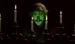 Rasputin-wannabe i grøn belysning