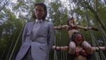 Den skurkagtige slyngel og hans Tengu-tjenere