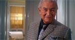 Sidney Blackmer som Roman Castevet - tilsyneladende en venlig gammel mand