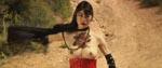 Kriger-kvinden med hypno-bryster!