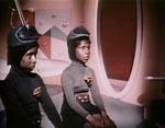 Marsbørnene er helt opslugt af Jord-TV.