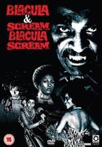'Blacula'-boksen, der foruden 'Scream Blacula Scream' også indeholder forgængeren 'Blacula'