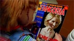 Chucky finder inspiration til onani
