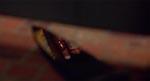 Graham bruger en kniv som spejl i én af filmens virkeligt effektive suspense-scener