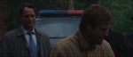 Christopher i forgrunden (Sean Bean).