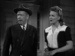 Dr. Brewster (Frank Craven) og unge Claire Caldwell (Evelyn Ankers)