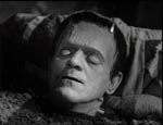 Frankensteins monster (Boris Karloff).