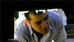 Chance (Rory Cochrane) opdager at keyboardet er blevet stjålet fra hans bil