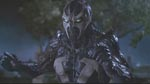 Simmons (Michael Jai White) som Spawn