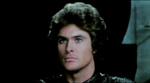 Kejserens heroiske søn Simon (David Hasselhoff).