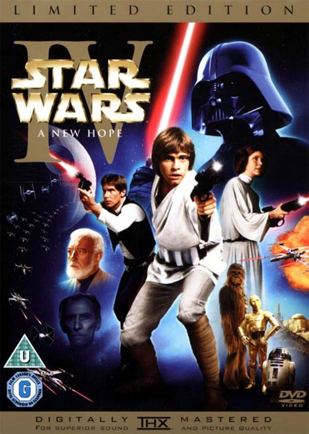 Star Wars Episode Iv A New Hope Planet Pulp