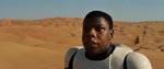John Boyega som den tidligere stormtrooper Finn.