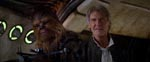 Harrison Ford er veloplagt tilbage i rollen som Han Solo.