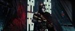 Stormtrooper-kaptajnen Phasma, spillet af Gwendoline Christie. Det er begrænset, hvad vi ser til Phasma i 'The Force Awakens', men Phasma skulle være tilbage i 'Episode VIII'.