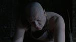 Winstone er godt castet og minder mest af alt om en bleg, morderisk kæmpebaby.
