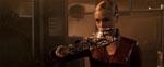 T-X-Terminatoren er udstyret med noget alvorligt isenkram!