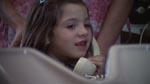 Familieidyl - her den lille datter, kort før hun bliver kidnappet