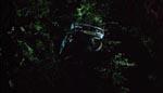 I filmens overnaturlige klimaks får vi blandt andet en svævende bil at se