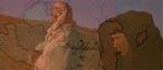 Der rejses i Indiana Jones-style - bemærk Omar Sharif i baggrunden