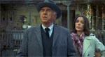 Dr. Armitage (Ed Begley) og Elizabeth (Donna Baccala) snuser rundt