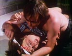Rodney skalperer filmens første offer