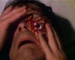 Rodney får en nål i øjet – filmens mest splattede scene
