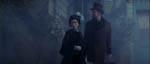 Charles Dexter Ward og Konen Ann ankommer til Arkham.
