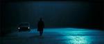 En fremmed i mørket.