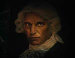 Et portræt af troldkarlen Joseph Curwen.