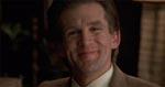 Den sleske Dr. Chilton (Anthony Heald) på sindssygehospitalet, hvor Lecter holdes indespærret.