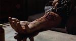 Fra scenen hvor Terminatoren opererer og reparerer sig selv.