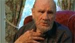 Mr Sloan. Obligatorisk 'mystisk gammel mand'.