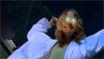 Én af filmens iøjnefaldende dårlige special effects