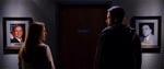 Mulder med skæg i en af filmens allersjoveste sekvenser (læg mærke til musikken, når du ser filmen)