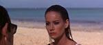 Domino (Claudine Auger) - med stor sandsynlighed den smukkeste Bond-pige nogensinde