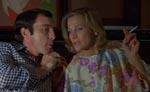 De uheldige ægtepar Anna (Honor Blackman) og David (Anthony Valentine)