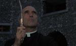 Fader Michael (Christopher Lee)
