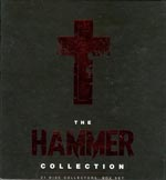 'Hammer Collection'-boksen, hvori 'The the Devil a Daughter' indgår