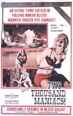 Filmplakaten fra 1964.