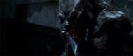 En af filmens lykantroper i fuld varulveform.