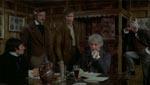 Byens mænd samles og holder et bekymret stormøde.