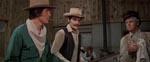 Stilrent saloon-look á la Hollywood.