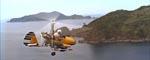 Den centrale gadget i filmen, Bonds gyrokopter Little Nellie